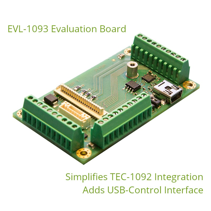 EVL-1093 Evaluation Board for TEC-1092